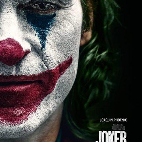 Joker film poster