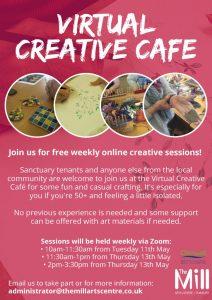 thumbnail of Virtual Creative Cafe
